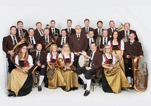 Konzert mit der Egerländer Blasmusik @ Hunsrückhalle Simmern