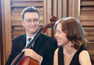 Schloss-Konzert mit dem Haager-Kalmykov Duo @ Neues Schloss Simmern