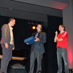 Kabarett Rainhald Grebe - 28.09.2012